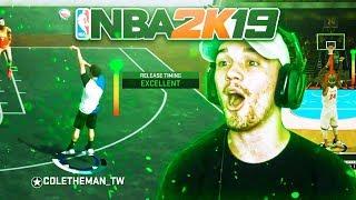 *NEW* SHOT METER CONFIRMED IN NBA 2K19 😱 MIKE WANG CHANGING SHOT METER AGAIN IN 2K19!