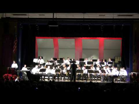Xaverian High School Jazz Band I  - Rudloph The Red Nosed Reindeer by Johnny Marks