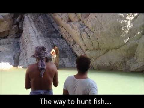 Fish Hunting Taunsa Sharif, Dera Ghazi Khan, Pakistan