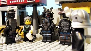 LEGO Ninjago Movie VS Original: Ultimate Garmadon Battle!