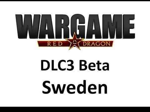 Wargame Red Dragon - DLC3 Beta - New Swedish Units