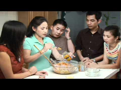 Banh Khoai MI Nuong Xuan Hong
