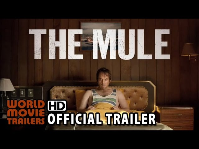 The Mule Official Trailer #2 (2014) - Hugo Weaving Crime Movie HD