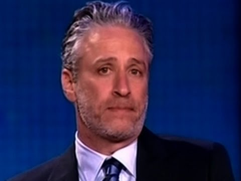 "Jon Stewart visits Egypt's ""The Daily Show"""