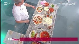 Pizza tradizionale: marinara, margherita, calzone - TuttoChiaro 26/07/2019
