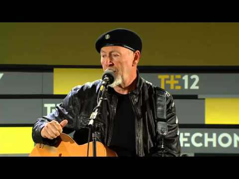 Richard Thompson in Conversation and Performance at Techonomy 2012