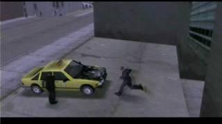 GTA III - Mission 16 - The Getaway