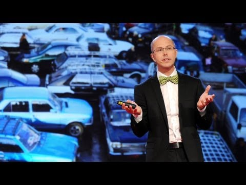 How to solve traffic jams - Jonas Eliasson
