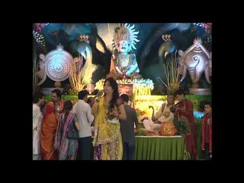 Baba Gangaram Ji 14th Anand Mahaotsav - Hyderabad - Uma Lahari 4 video