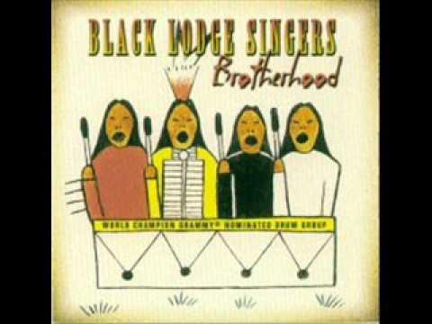 black lodge singers- spongebob squarepants