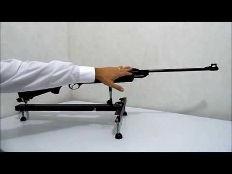 Carabina de pressão Gas Ram Hatsan HT80 5.5mm