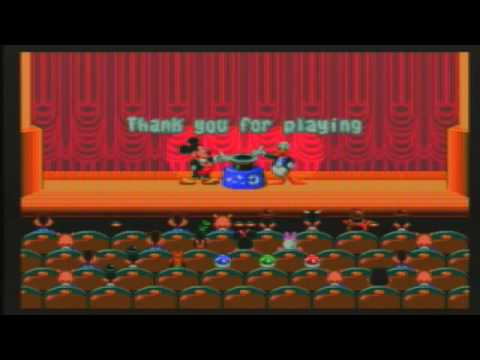 World of Illusion Starring Mickey Mouse and Donald Duck Review (Genesis)