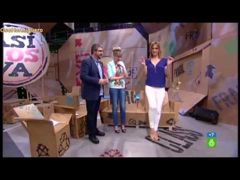 Sandra Sabatés - pantalones ajustados - siempre sale guapa thumbnail