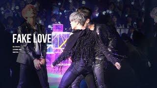 [방탄소년단 지민 직캠] 181212 MAMA JAPAN - FAKE LOVE (JIMIN FOCUS FANCAM)