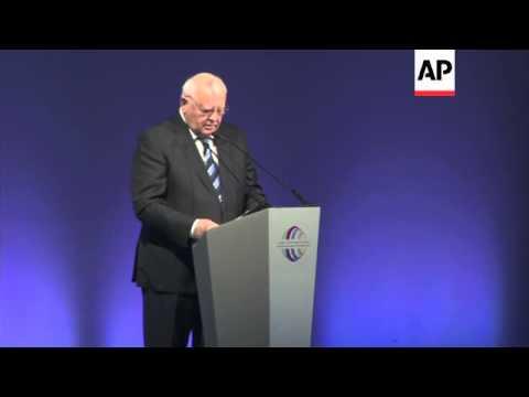 Gorbachev says Ukraine failed to act democratically