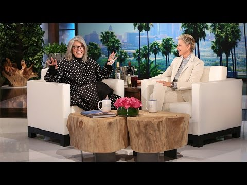 Diane Keaton Is Sexually Frustrated