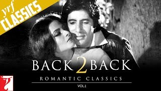 back 2 back romantic|eng