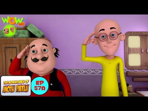 Fauji Uncle - Motu Patlu in Hindi thumbnail