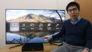 Panasonic UB9000 4K Blu-ray Player Review (vs OPPO 203)