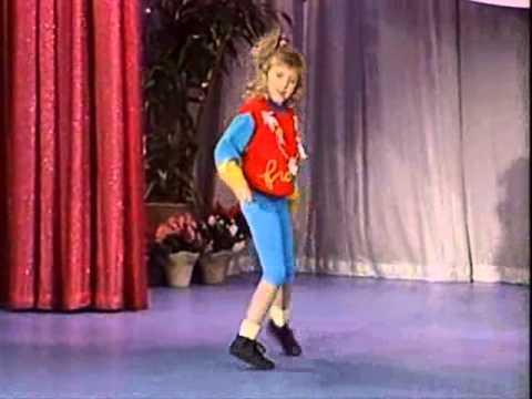 stephanies dance to love shack baby youtube