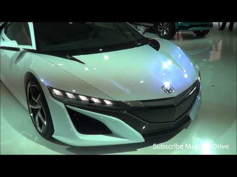 Honda Concepts Cars at Auto Expo 2014 Which Will Launch In India in Coming Years