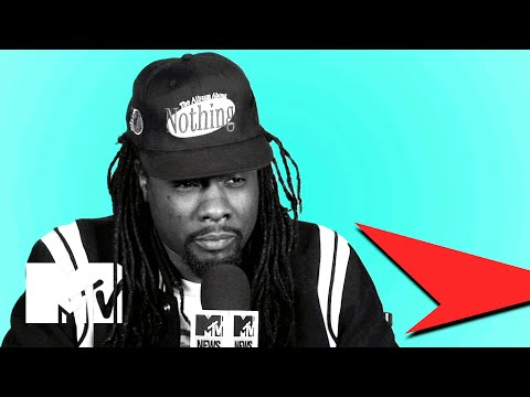 Wale Opens Up About Losing A Child, Struggling W fame On 'the Album About Nothing'   Mtv News video