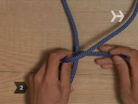 How to tie a forever knot