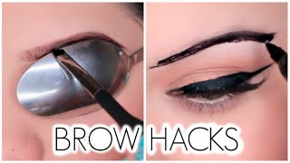 Eyebrow Hacks Everyone Should Know!