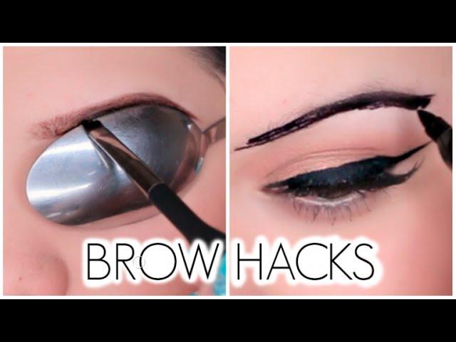 Eyebrow Hacks Everyone Should Know!