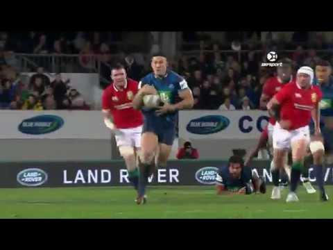 Highlights Blues V British Irish Lions