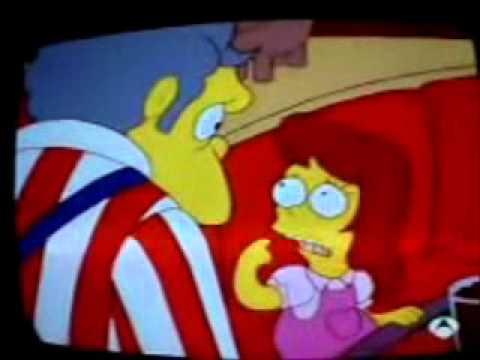 Los Simpson me Duelen Los Bolsillos Tio Moe me Duelen Los Dientes