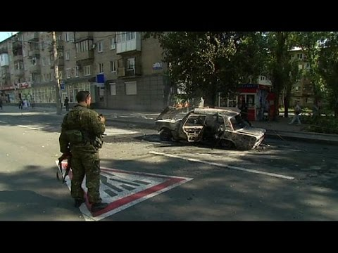 Pro-Russian rebels launch offensive in south-eastern Ukraine, reportedly advancing on key port…
