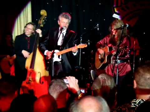 Hemsby 45 TENNESSEE THREE Bob Wootton WALK THE LINE Johnny Cash