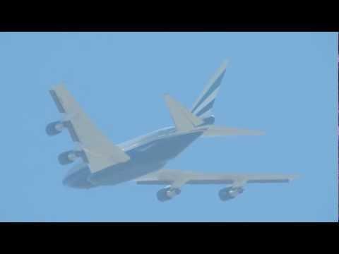 VQ-BMS Las Vegas Sands Corporation Boeing 747SP-21