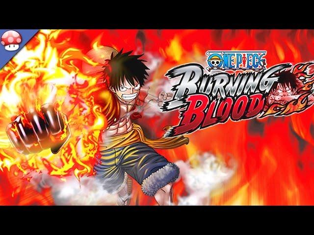 Руководство запуска: One Piece Burning Blood по сети