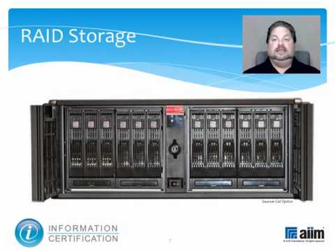 Archive and Storage Concepts