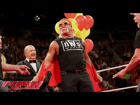 The New World Order and WWE Legends wish Hulk Hogan a happy birthday