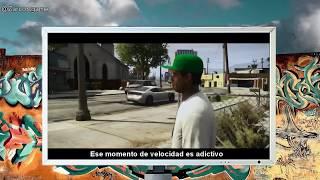 GTA V RAP EPICO | Zarcort, Piter-G, Cyclo, Keyblade