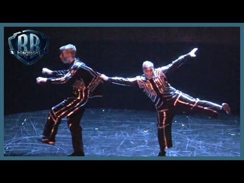 Robotboys Dubstepic video