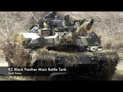 Top 10 Main Battle Tank (MBT) 2013