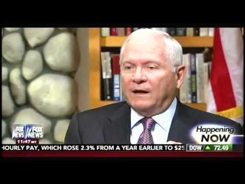 Robert Gates laughs recalling Obama White House's inability to understand military options in Libya