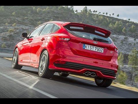 Ford Focus ST (2015) - Der Spar-Sport Diesel im ersten Fahrbericht