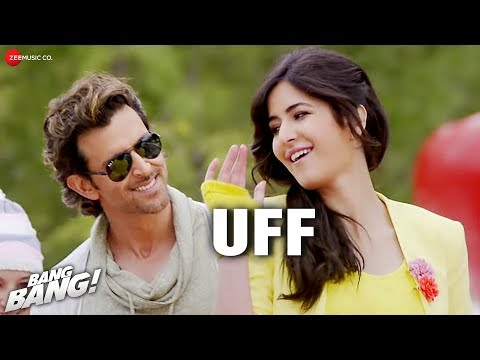 UFF Official Video | Bang Bang | Hrithik Roshan & Katrina Kaif | HD