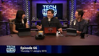 Early Bird Gets the Worm - Tech News Weekly 66