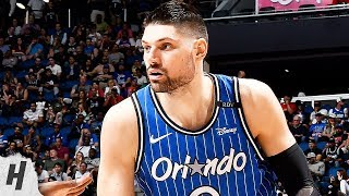 New York Knicks vs Orlando Magic - Full Game Highlights | April 3, 2019 | 2018-19 NBA Season