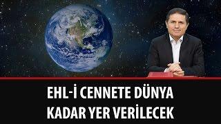 Dr. Ahmet Çolak - Sözler - 28. Söz - Ehl-i Cennete Dünya Kadar yer Verilecek