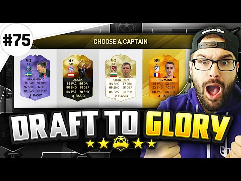 BEST FUT DRAFT FORMATION! - FUT Draft to Glory #75 - FIFA 16 Ultimate Team