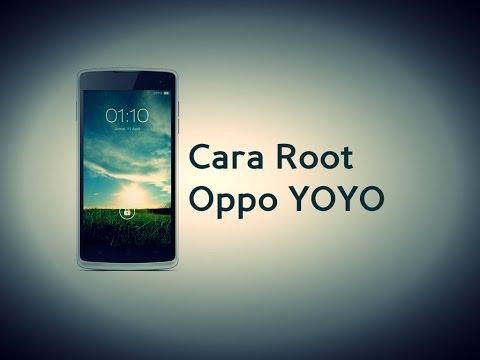 Cara Root Oppo yoyo