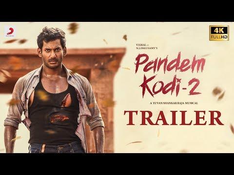 Pandem Kodi 2 Telugu Trailer | Vishal, Keerthi Suresh | Yuvanshankar Raja | N.  Lingusamy