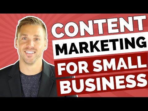 Content Marketing For Small Business (3 Content Marketing Strategies)